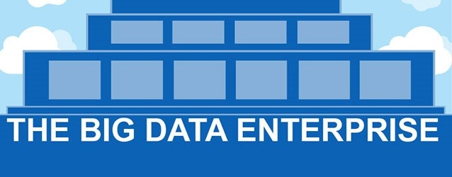 Infographie Big Data Enterprise logo © TCS