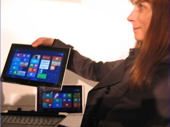 Intel et l'Ultrabook de 4e génération au CeBIT 2013