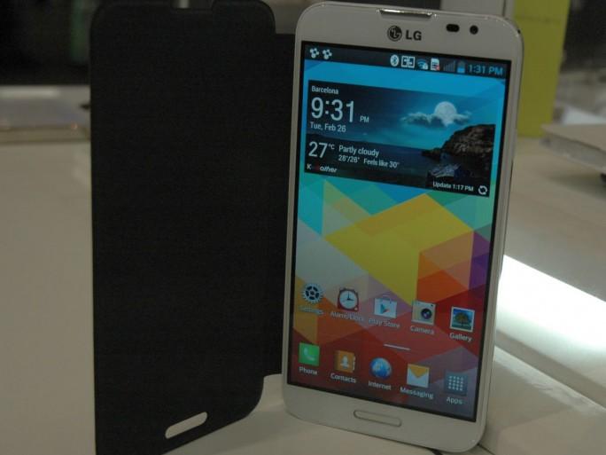 LG Optimus-G pro