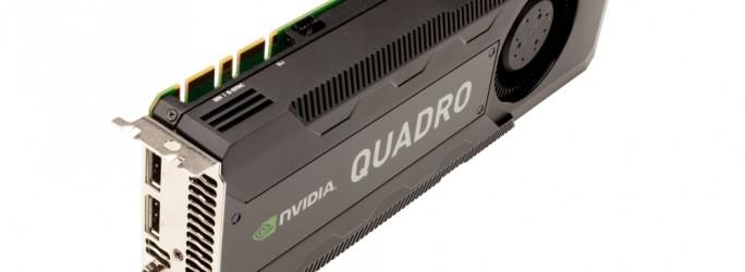 NVIDIA Quadro K5000 by PNY