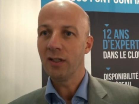 Stéphane de la Motte (Jaguar Network) © ITespresso.fr