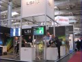 Stand LSI, CeBIT 2013