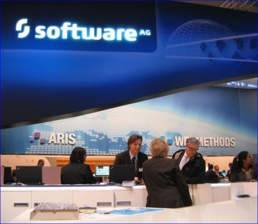Stand Software AG, CeBIT 2013_