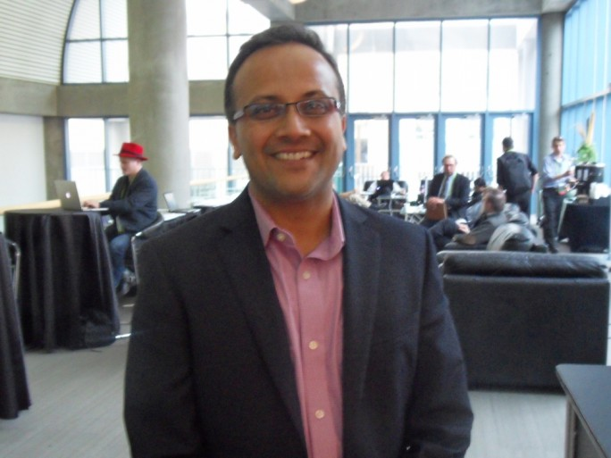 Sumit Gupta Nvidia