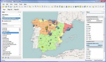 Tibco acquiert Maporama Solutions