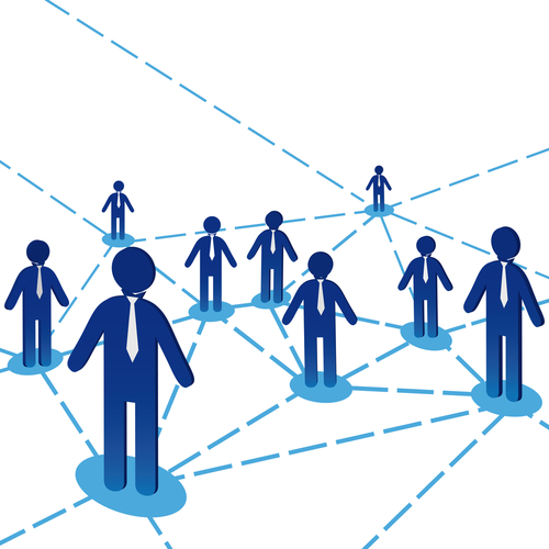 echange peering interconnexion (crédit photo © Sweet Lana - shutterstock)