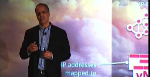Nuage Networks, Alcatel SDN 2 avril 2013