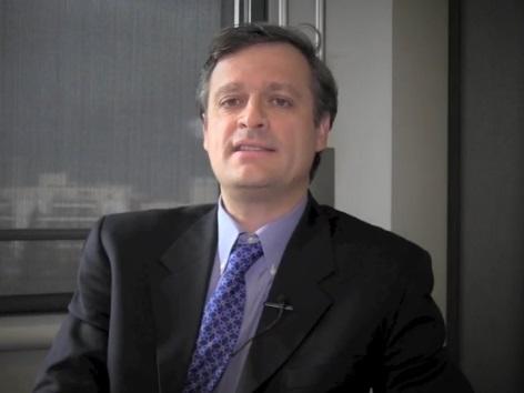 Benoit Panier (Fujitsu) © NetMedia Europe
