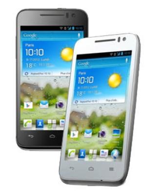 Bouygues Telecom : le Bs 401, premier smartphone de la marque de l'opérateur