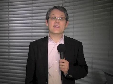 Cyril Van Agt (NetApp) © NetMedia Europe