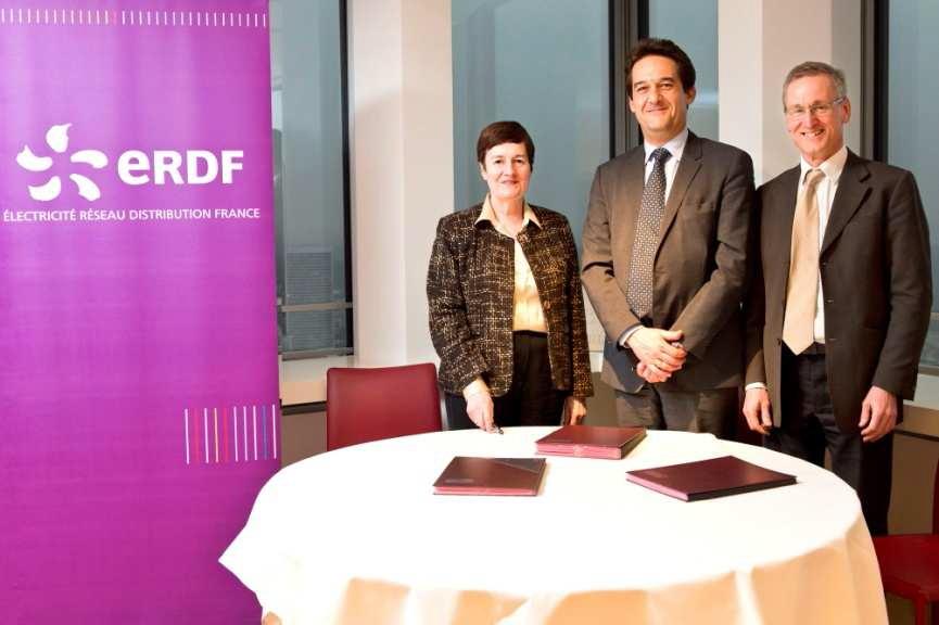 ERDF - Steria © Médiathèque ERDF-PWP
