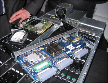 HP Moonshot 1500, un caisson serveur 'cartridge' meccano