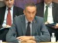 Jean-Ludovic Silicani, président de Arcep, devant la Commission des affaires économiques de l'Assemblée nationale
