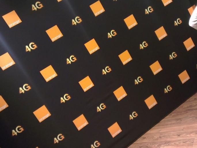 Orange lance sa 4G aux particuliers sur 50 villes