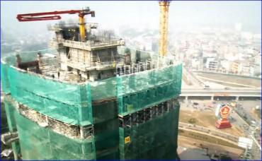 Soletanche Freyssinet _ Vinci Construction en Asie_