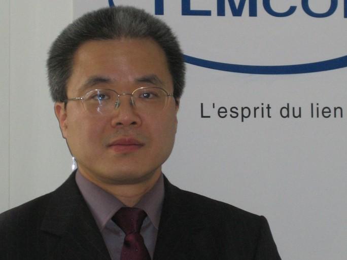 Jian Liu, fondateur de TLM Com