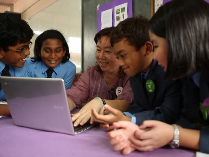 Google Chromebooks Malaisie (crédit photo © Google)