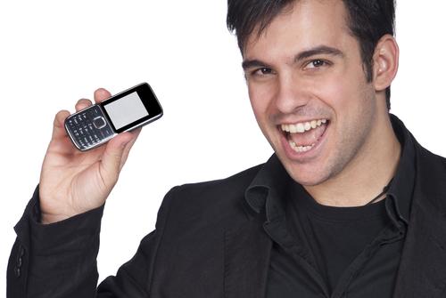 telephone 40 ans (crédit photo © patrisyu - shutterstock)