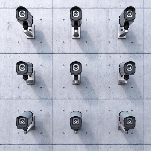 videosurveillance (crédit photo © F.Schmidt - shutterstock)