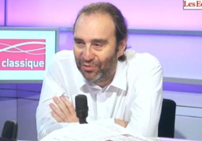 Xavier Niel (capture vidéo Radio Classique)