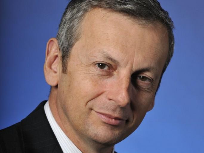 Jean RenŽ Cazeneuve, directeur général de Bouygues Telecom Entreprises