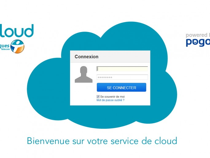 Bouygues Telecom cloud Pogoplug