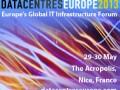 DATACENTRES EUROPE 2013