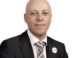 Jean-Louis Baffier, vice-président des ventes en Europe chez Salesforce