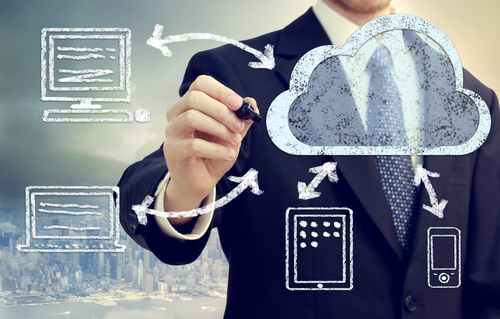 cloud computing gouvernance (crédit photo © Melpomene - shutterstock)