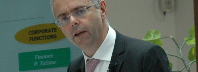 Michel Combes PDG d'Alcatel-Lucent
