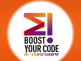 Boost you code - logo