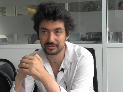 Boris Razon (France Televisions) © NetMediaEurope