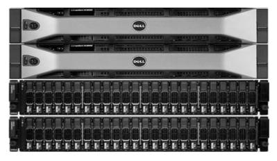Dell Compellent Flash