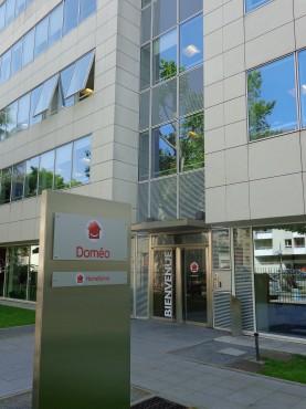 Doméo, siège social, Lyon