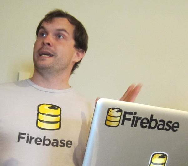 Andrew Lee, cofondateur et CEO de Firebase