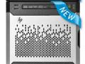 HP ProLiant MicroServer avec le commutateur HP PS1810-8G