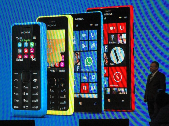 Nokia Stephen Elop - MWC 2013