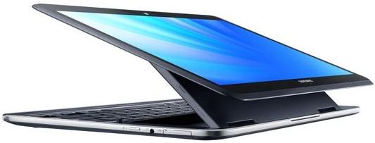 Windows 8 et Android 4.1.1 au sein de l'Ativ Q de Samsung.