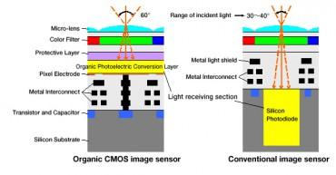 différence_capteurs_CMOS_organique_classique