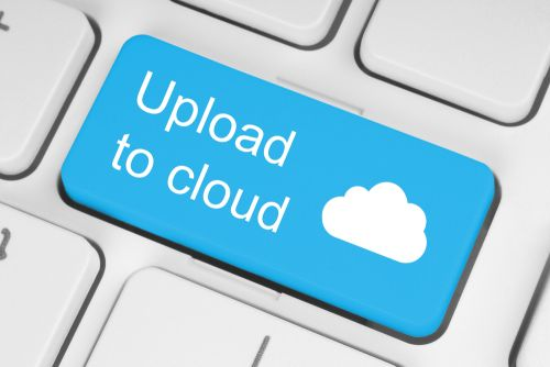 stockage cloud (crédit photo © rvlsoft - shutterstock)
