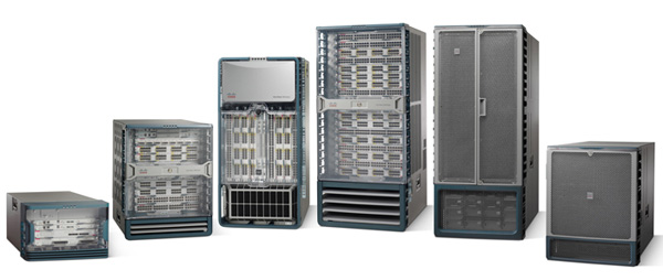 Cisco : famille Nexus 7000