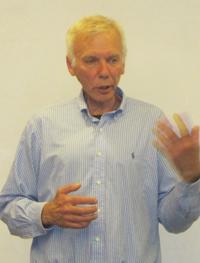 Peter Cooper-Ellis - vice-président Ingineering de Cloudera