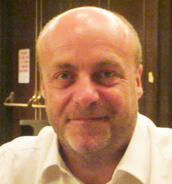 Guy Churchward, président de la division Backup Recovery Systems d'EMC