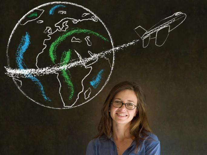 Monde, école, enseignement © Africa Rising - Shutterstock