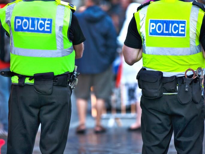 Police © SergeBertasiusPhotography - Shutterstock