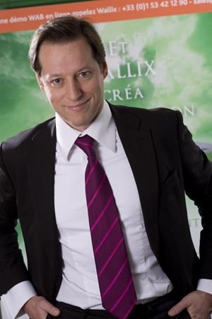 Jean-Noël de Galzain, PDG de Wallix