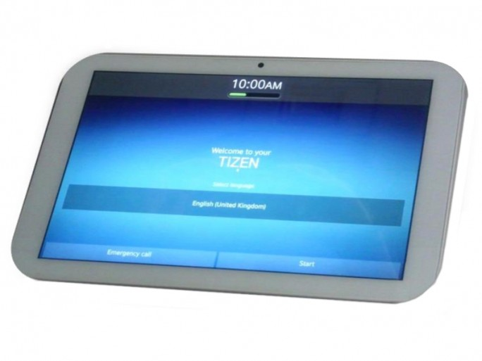 systena tizen tablet