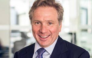 Jean-Raby, directeur financier et juridique d'Alcatel-Lucent