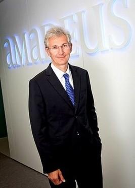Hervé Couturier, responsable Recherche et Développement chez Amadeus IT Group