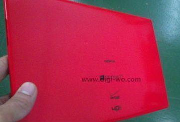Nokia tablette Windows RT (image non officielle)